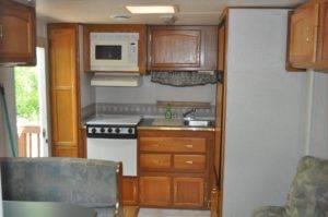 Rental Unit Interior