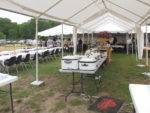 Wedding Banquet Set Up