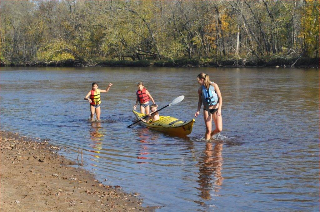 Kayaking the Beautiful Black River