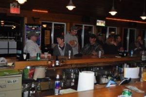 Bar Counter Scene